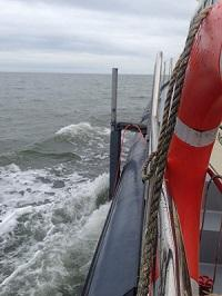 Geo Motion operational near Borkum