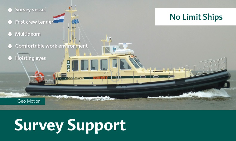 survey support ship